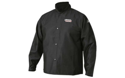 Why You Should Wear Dark Clothing While Welding