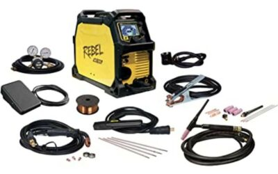 Pros and Cons Of A Multi-Process Welder