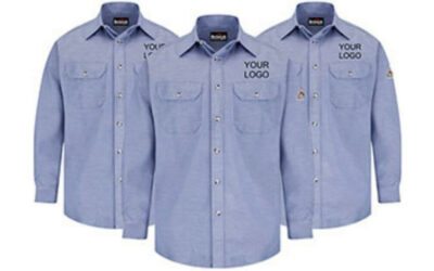 Why Do Welders Starch Their Shirts?