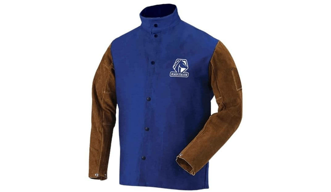 What Is A Welding Jacket?