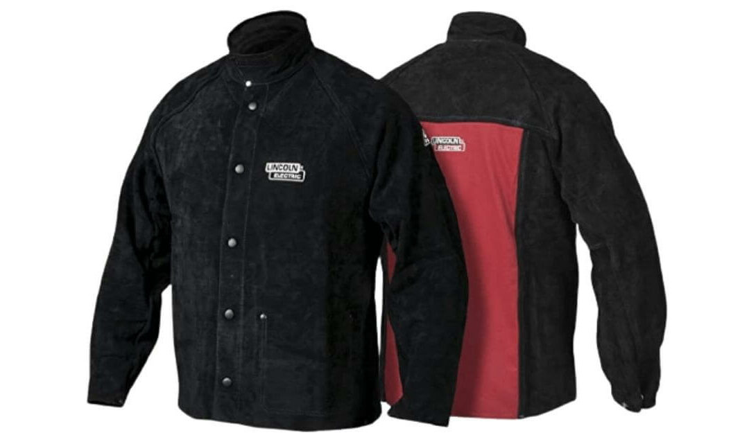 What Are Welding Jackets Made Of?