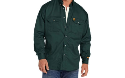 What Are Welding Shirts Made Of?